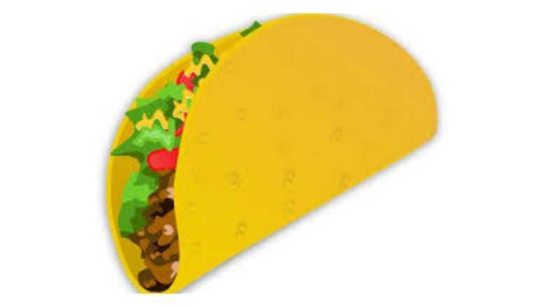 Let's all welcome the Taco emoji!