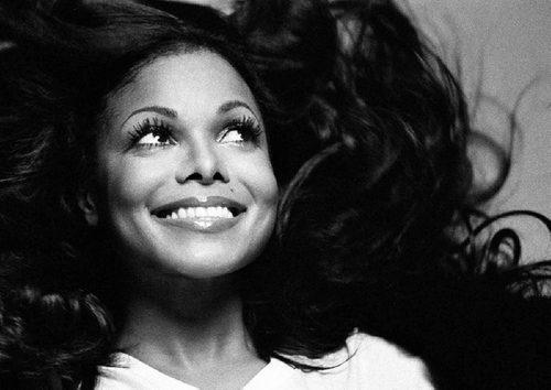 Janet Jackson? Is that you teasing us with new music?
