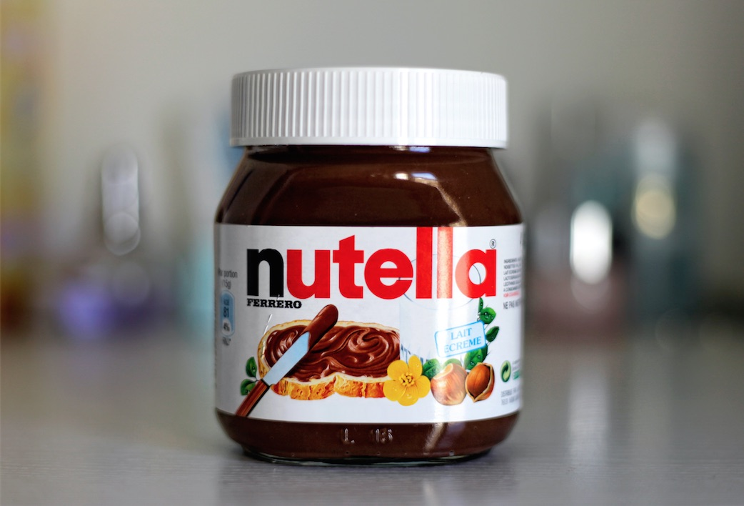 Let's talk this out: Is it OK to eat Nutella or not?