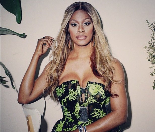 Laverne Cox got her own ice cream flavor!