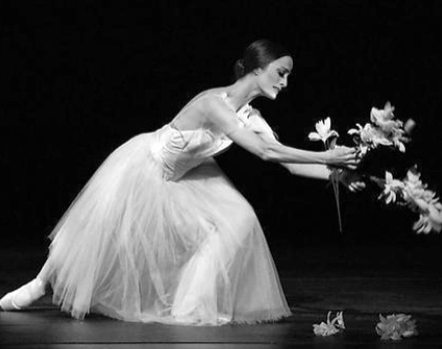 The last dance of a legendary ballerina