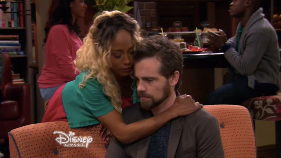 Shawn and Angela finally reunited on 'Girl Meets World' and we're feeling all the feels