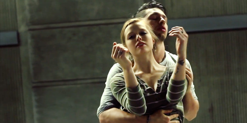ICYMI: This couple made a dance video on a subway platform, and it's breathtaking