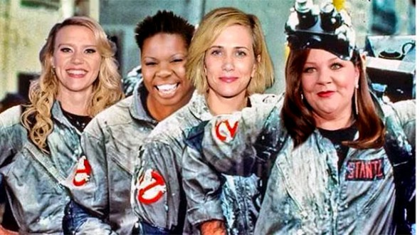 We've go the first 'Ghostbusters' set photos (and some new deets!)