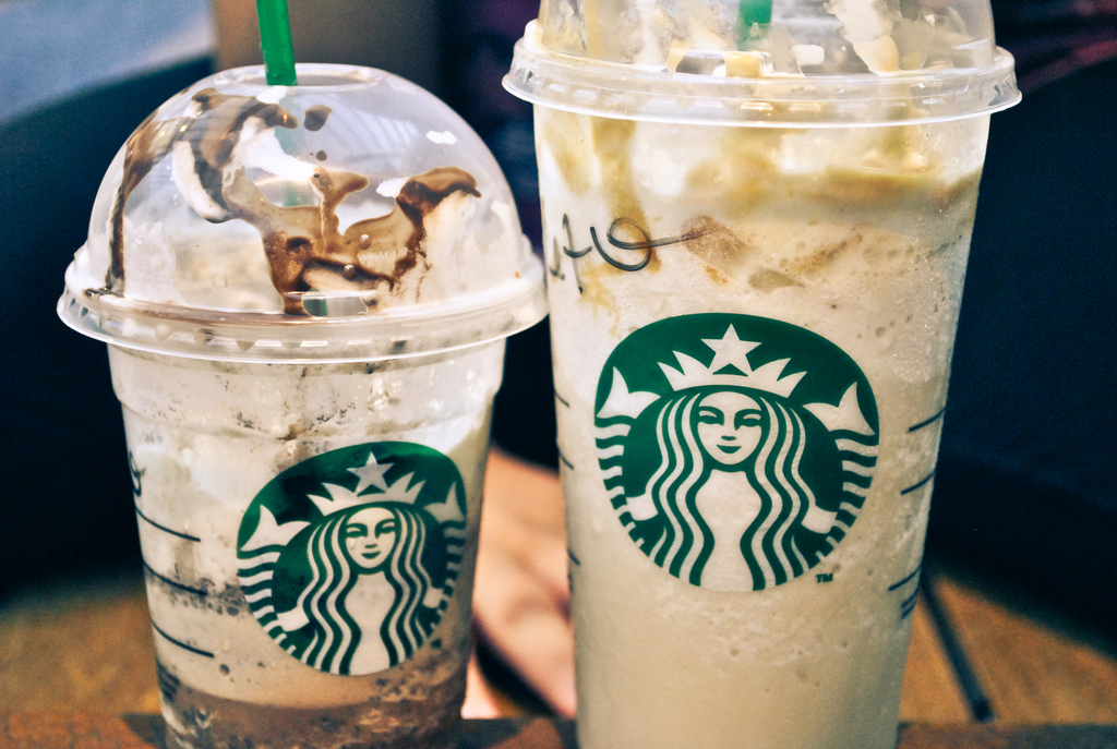 Here's how you can start skipping the line at Starbucks