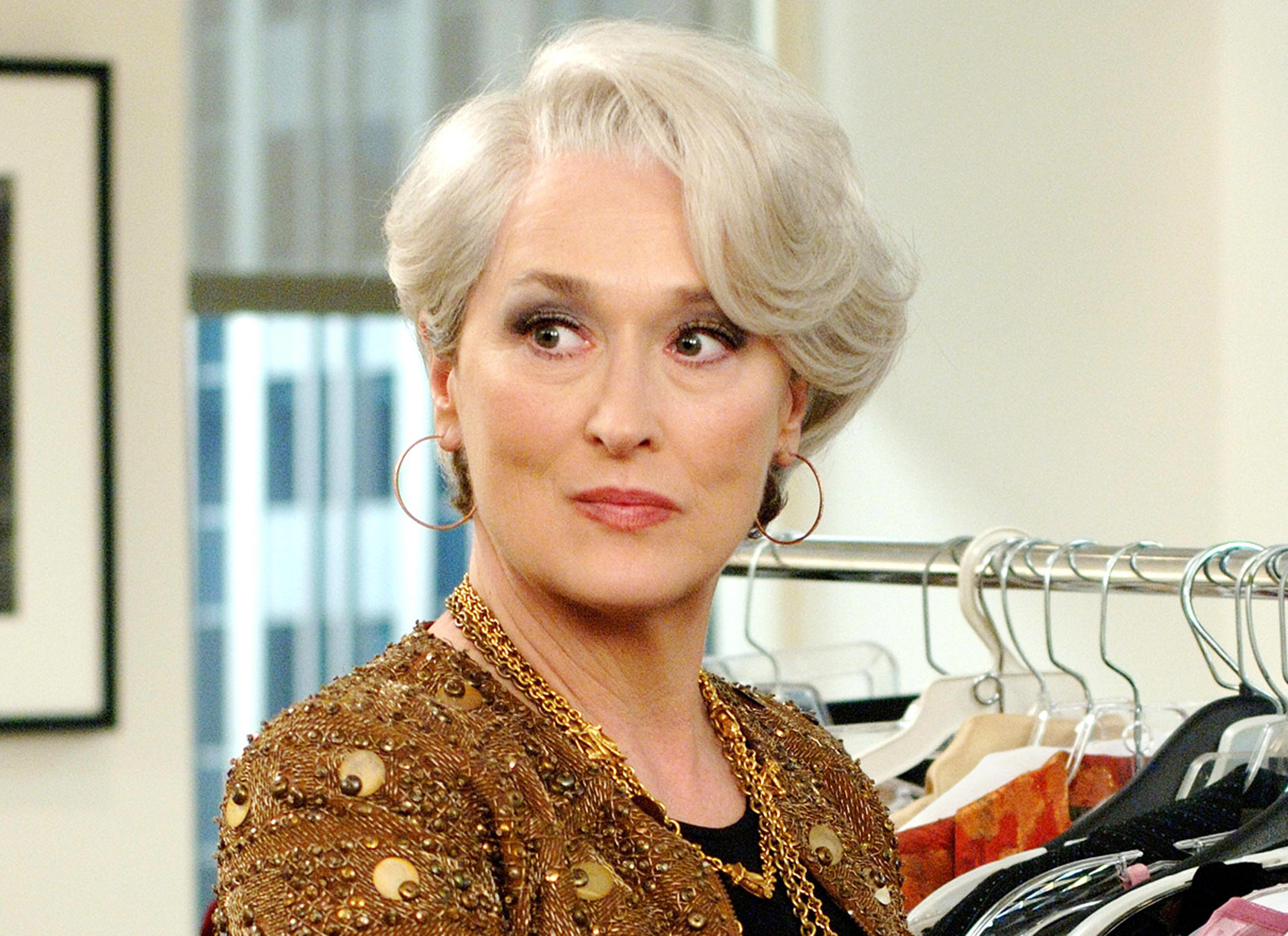 Everything I need to know, I learned from Meryl Streep