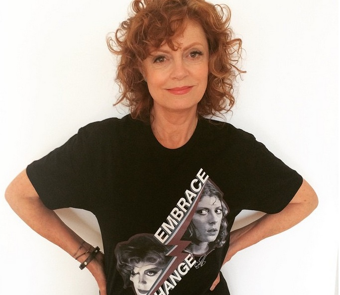 Susan Sarandon's son thoughtfully addresses mom's comments on gender fluidity