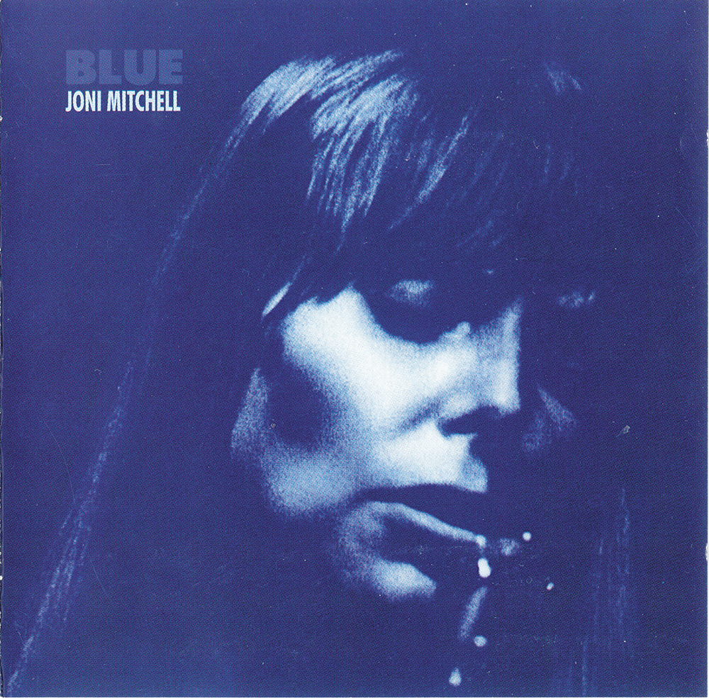 Regarding love, fandom and Joni Mitchell's 'Blue'