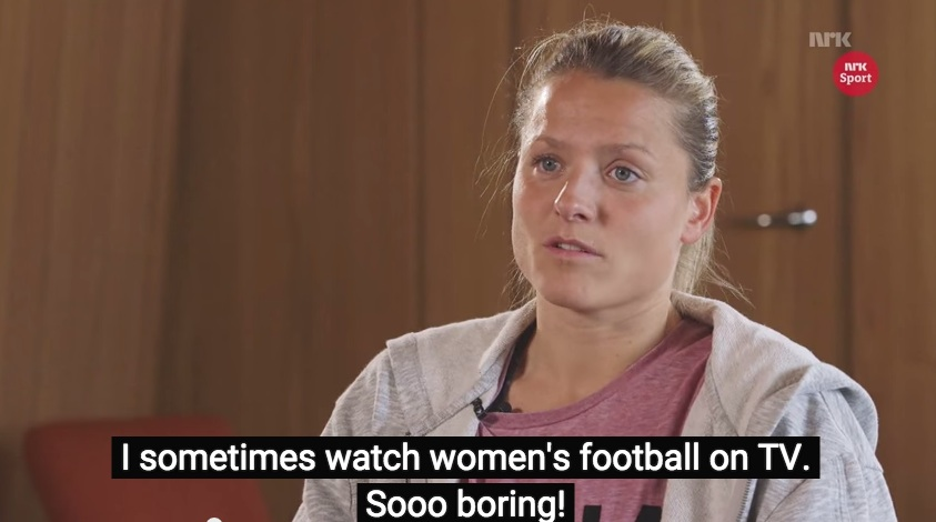 Women's World Cup team has a hilarious response to sexist comments