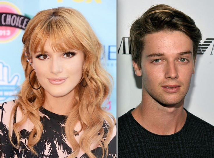 Bella Thorne and Patrick Schwarzenegger are starring in the latest YA romance and we can't wait