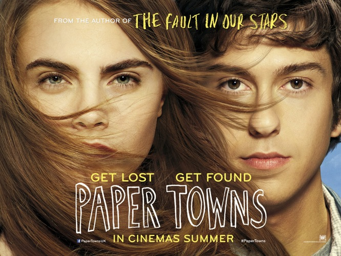We're so ready to blast the 'Paper Towns' soundtrack all summer
