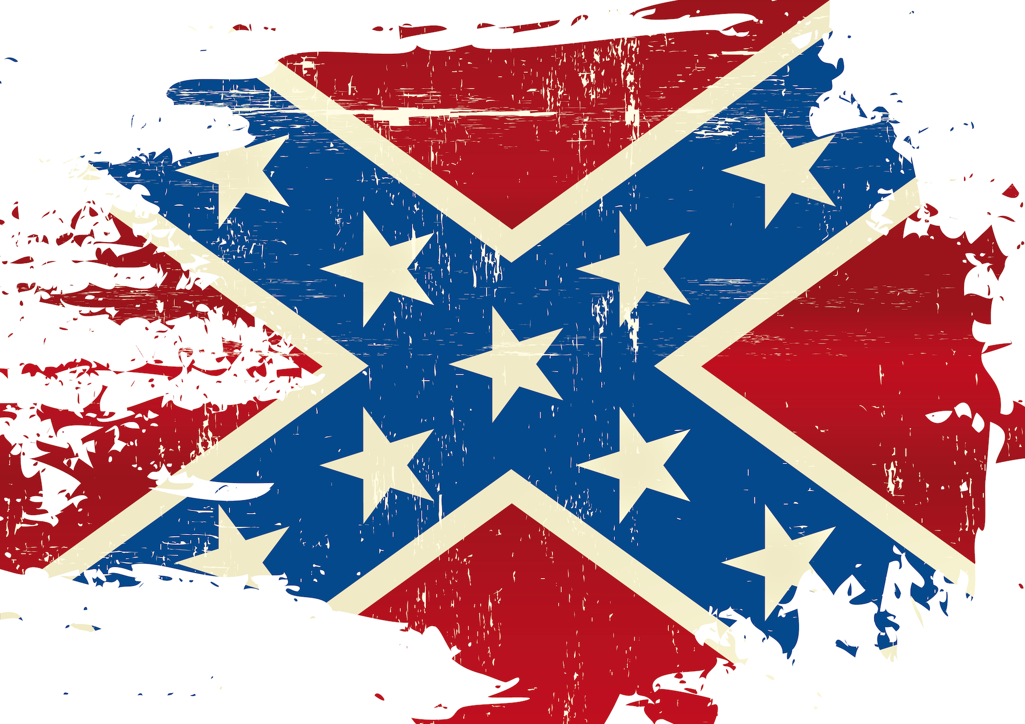 It's time to take down the Confederate flag