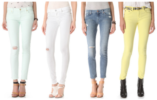 Today in skinny jeans: Now they're dangerous