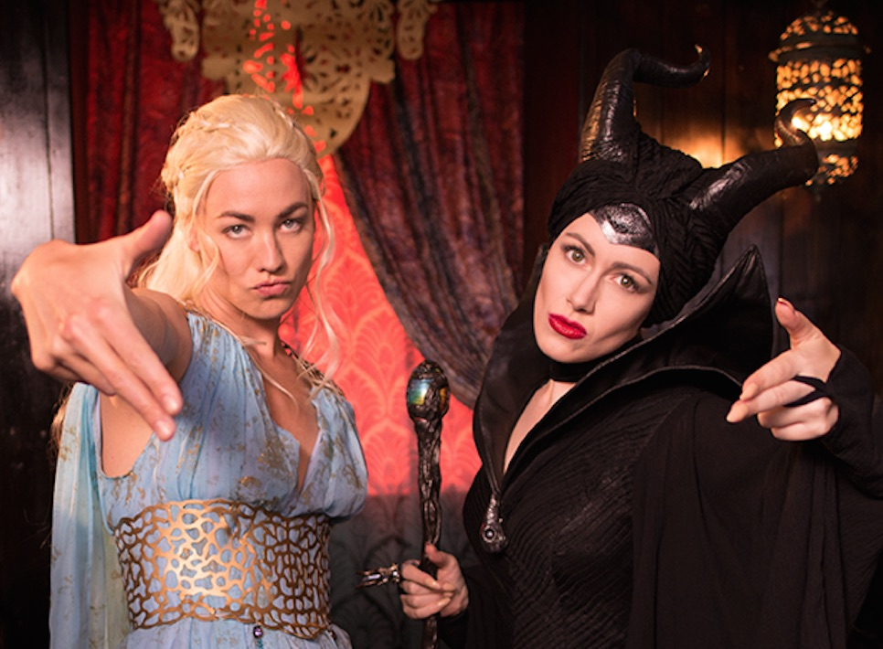 The new Princess Rap Battle is here: Watch Maleficent and Daenerys spit some fire
