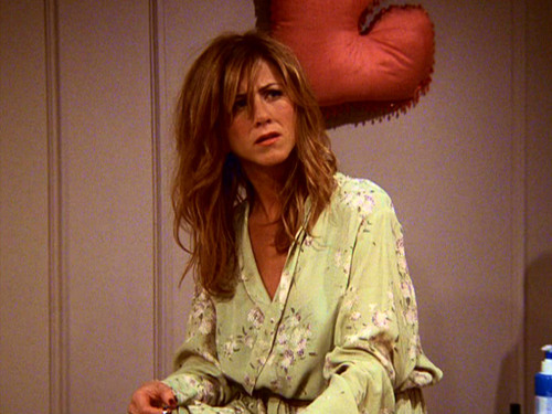 Dear Rachel Green, I can totally relate to your 20-something issues
