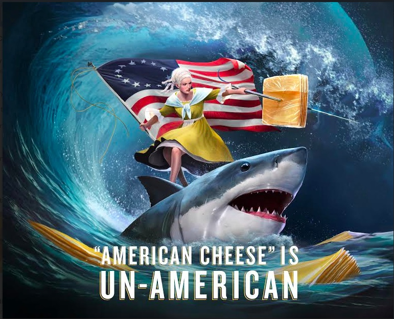 There's a campaign to rename American cheese