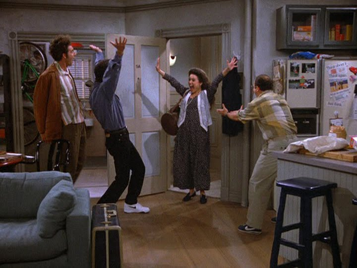 Things you never noticed in Seinfeld's apartment