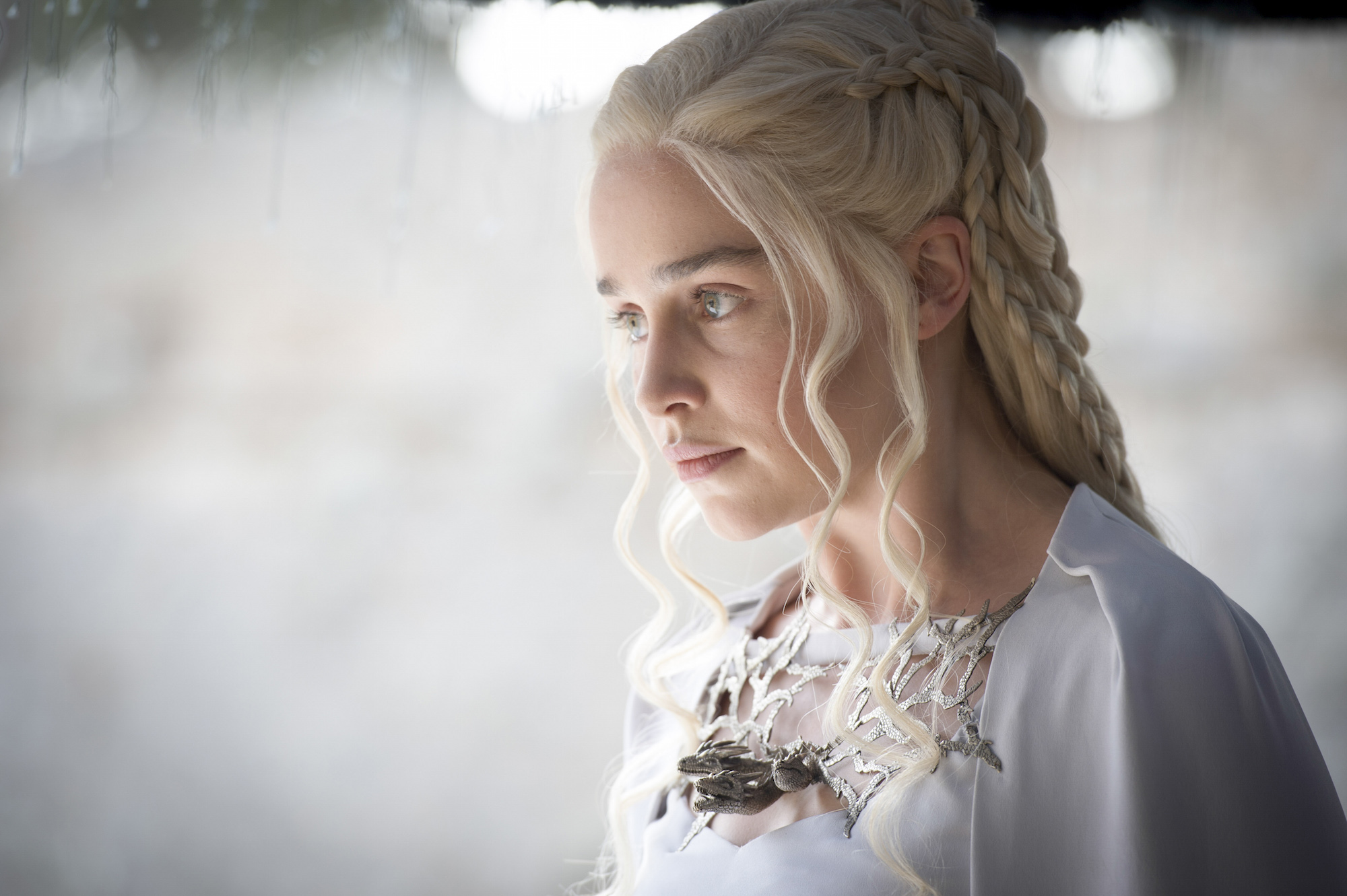 Be still our hearts! Emilia Clarke says Jon Snow might be coming back to 'GoT'