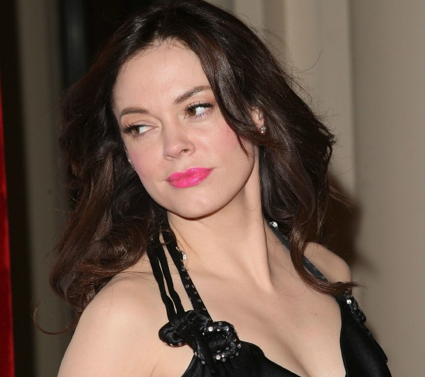 Rose McGowan had the best interview, ever