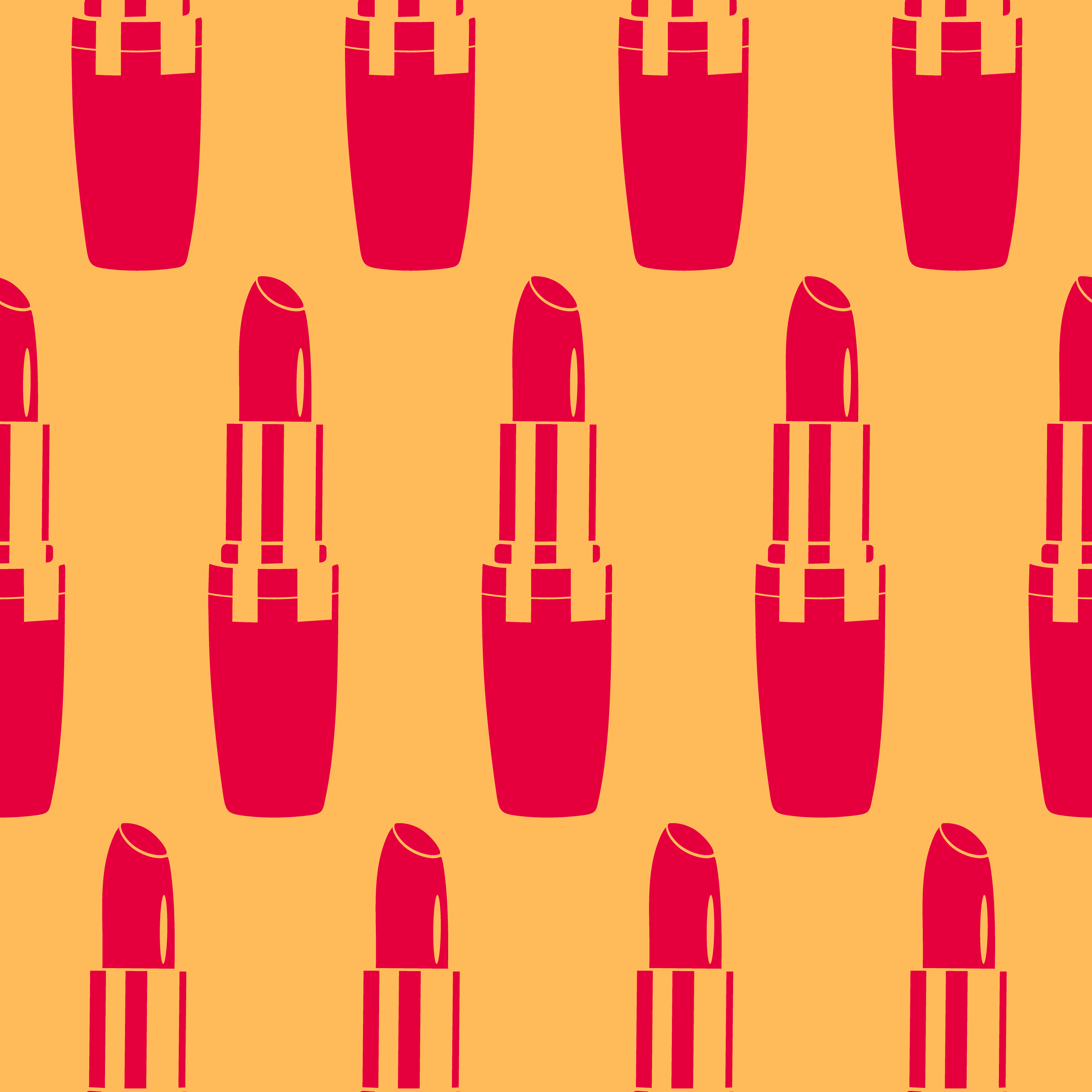 The most popular lipstick colors around the world, in case you wanted to know