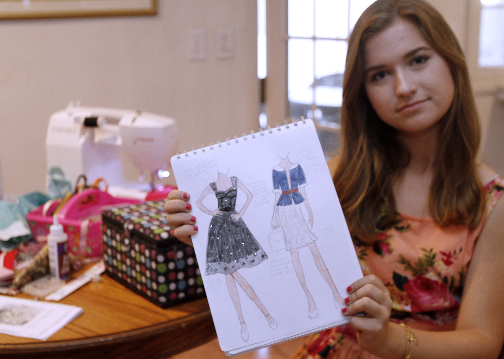 Project Runway for teens? THIS we want to watch!