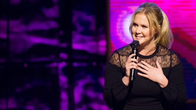 So, of course Amy Schumer was approached about hosting 'The Daily Show' — here's why she turned it down