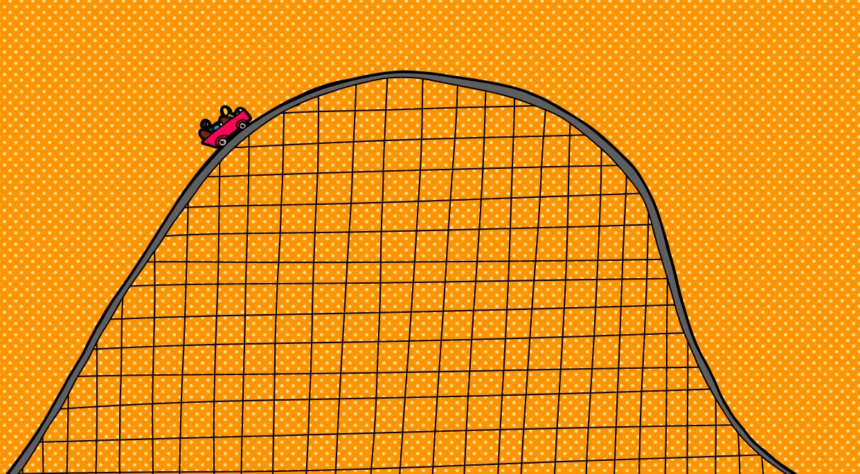 How I stopped treating relationships like roller coasters