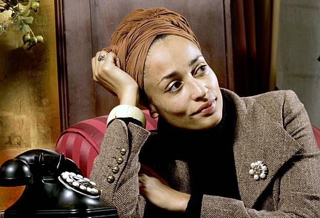 Super fangirling over Zadie Smith's next project
