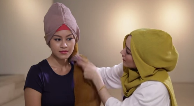 Uniqlo's next collection will include hijabs