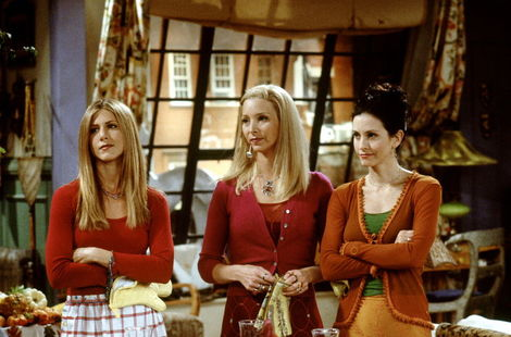 Here are the most feminist moments in 'Friends,' just because