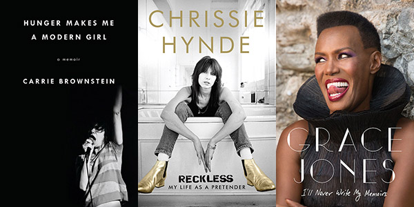 These pioneering women in music are releasing memoirs