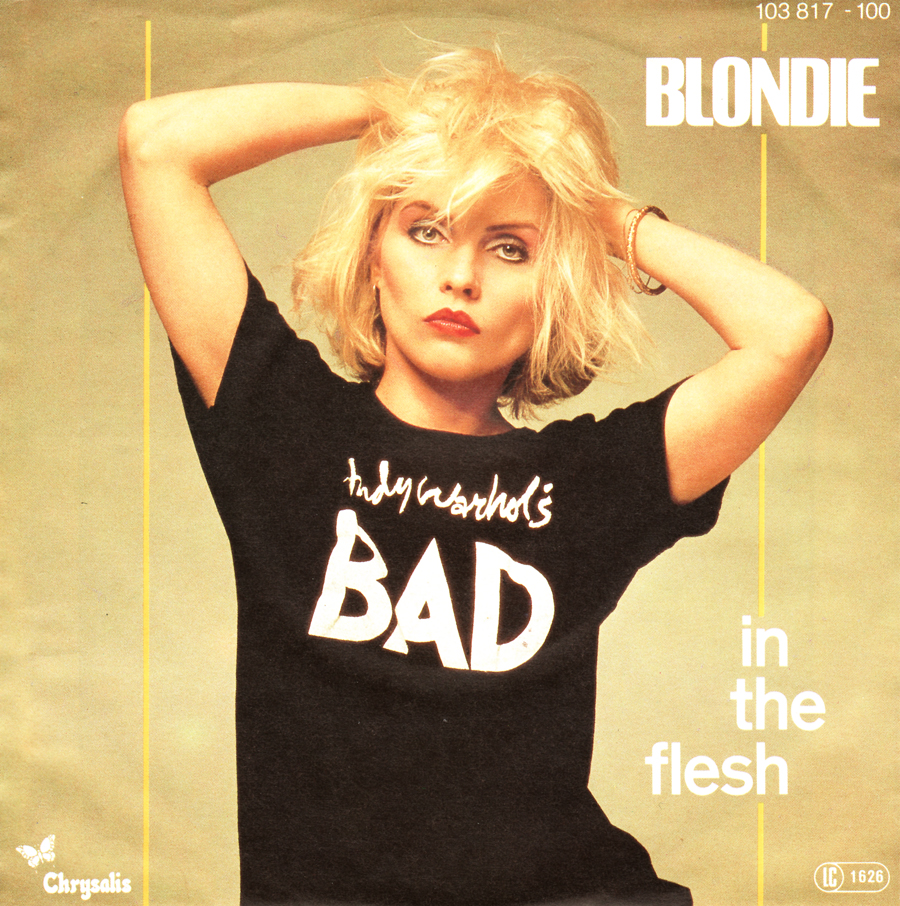 Happy Birthday, Debbie Harry! Here are just some reasons why you're so kickass