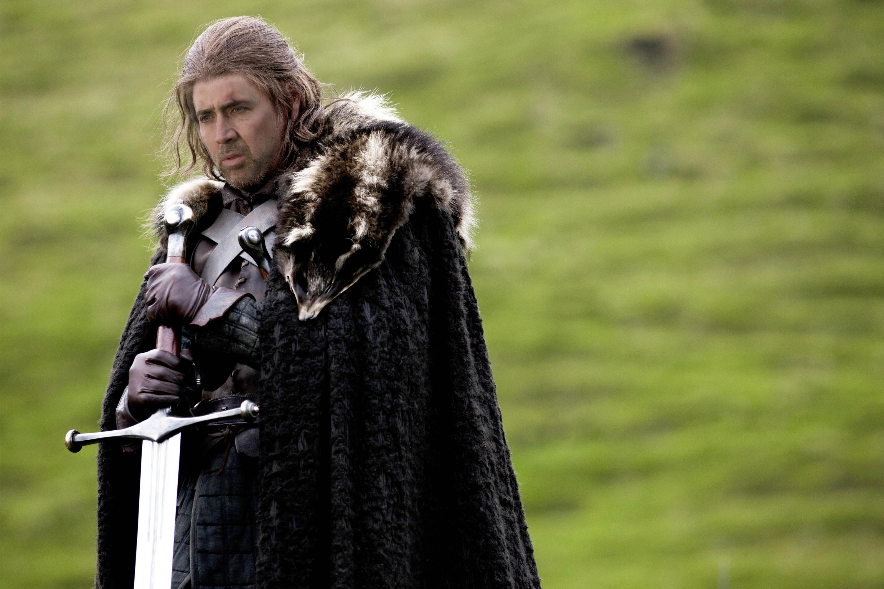 If Nic Cage were ALL of the 'Game of Thrones' characters