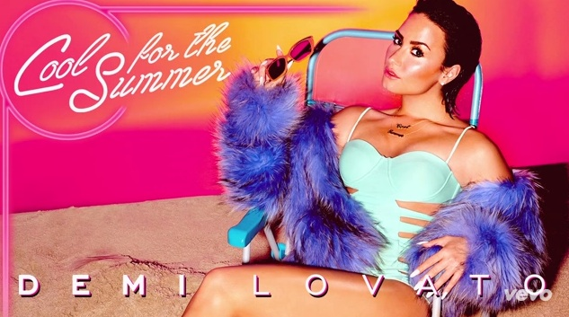 Thanks, Demi Lovato, for dropping a rad summer jam