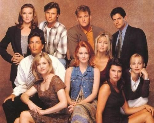 We're so ready for the Lifetime 'Melrose Place' movie