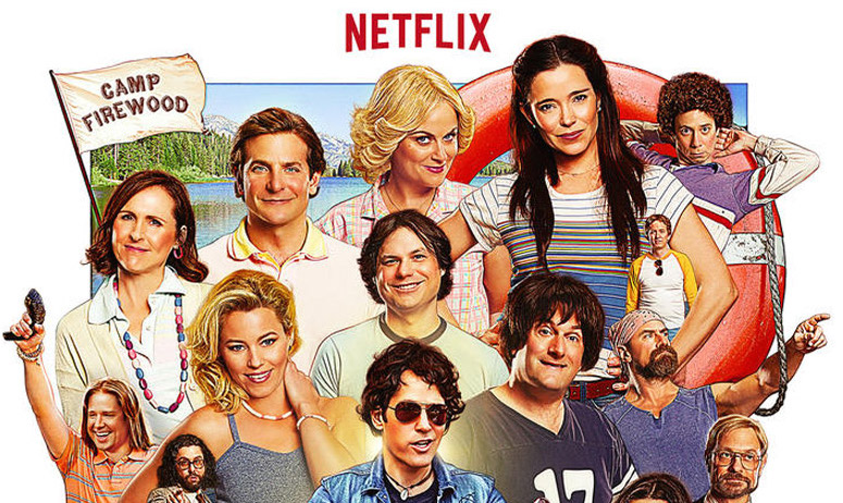 The newest trailer for 'Wet Hot American Summer' = pure hilarity