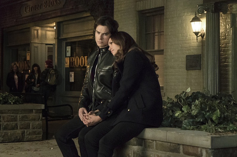 'The Vampire Diaries' lost Elena but it's getting its first same-sex couple next season