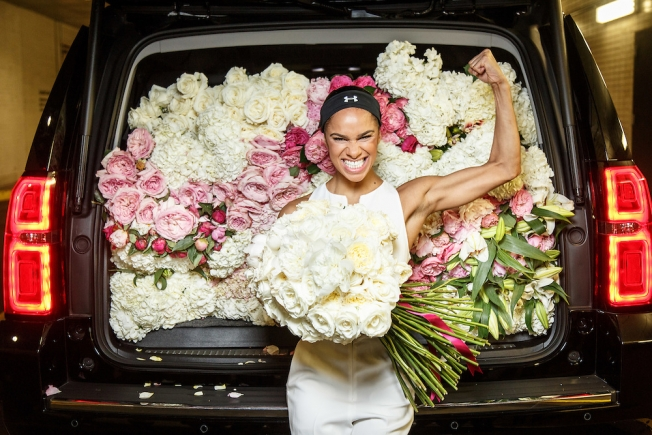 Twitter just showered Misty Copeland with roses, because she's #PrincipalMisty