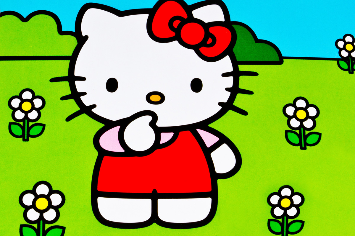This is not a drill: There's going to be a Hello Kitty movie