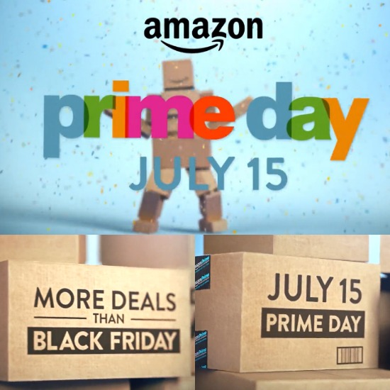 Amazon Prime Day is coming. Prepare to shop your brains off.