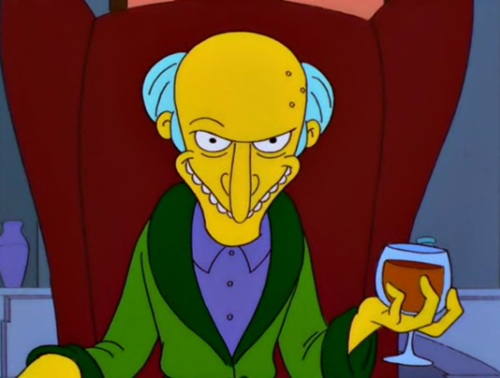 Harry Shearer will be back on 'The Simpsons.' Excellent!