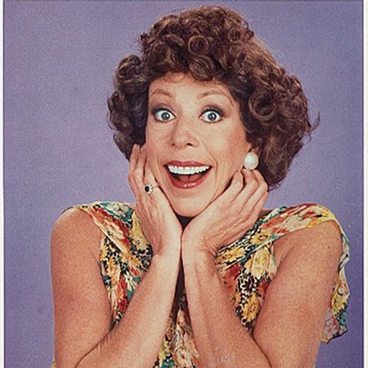 carol burnett height