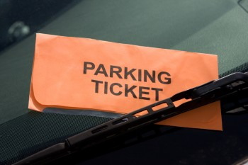 This 3-year-old boy has the perfect reaction to a parking ticket