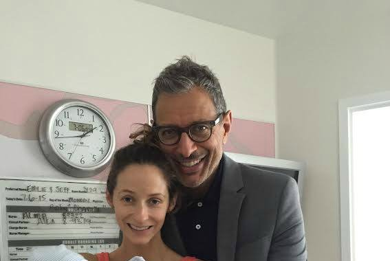 Guess what day Jeff Goldblum's son was born on! Just guess.