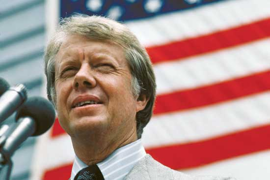 I have a crush on Jimmy Carter