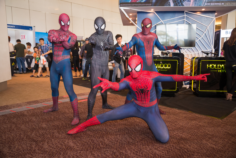 Thanks, San Diego Comic-Con, for my super-powered friendships