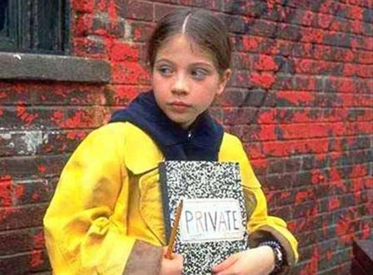Harriet the Spy is my adult style icon