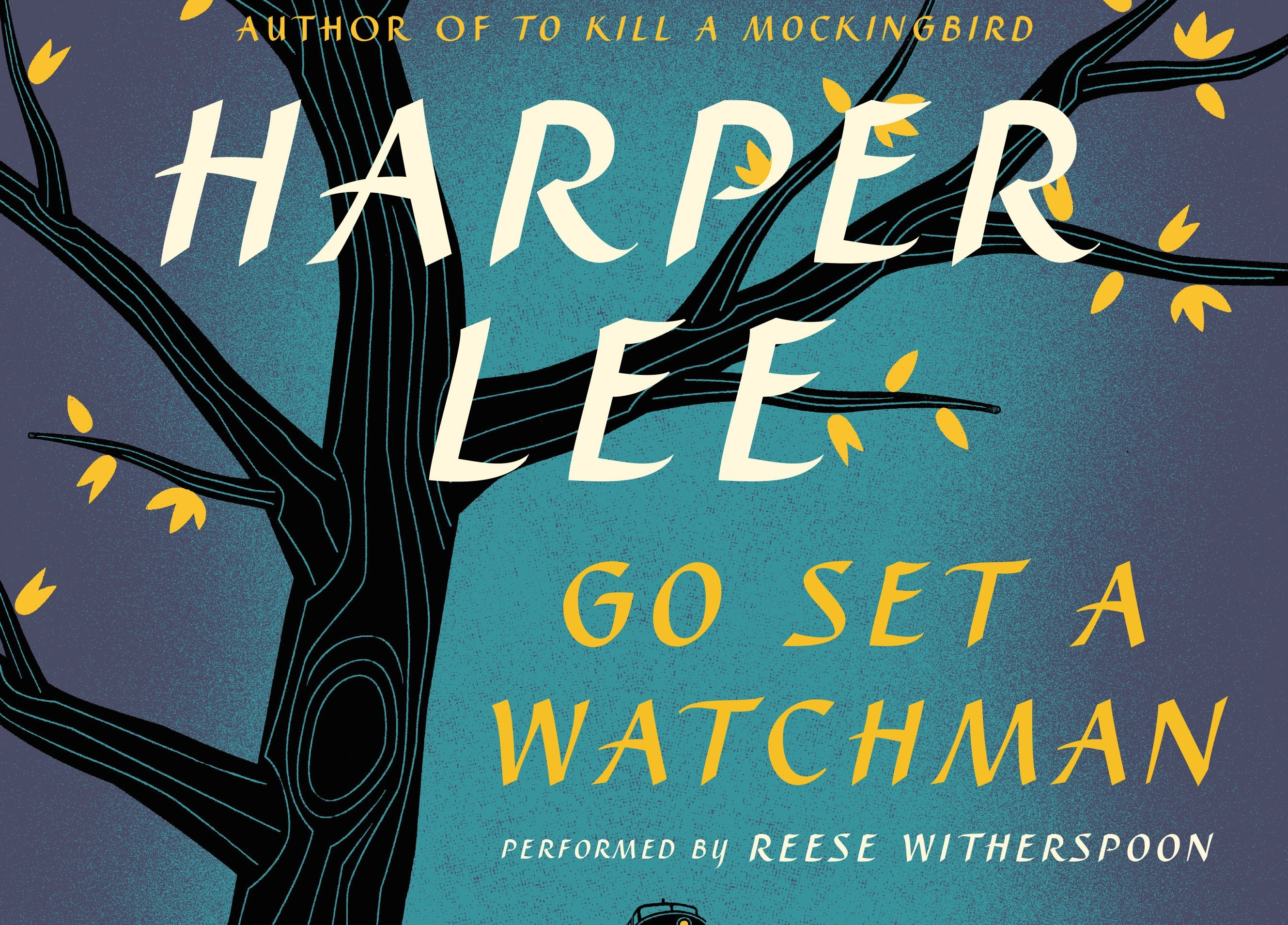 And now, Reese Witherspoon will read you the first chapter of Harper Lee's 'Mockingbird' sequel