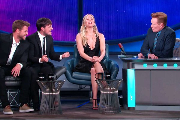 Of course Jennifer Lawrence can do a spot-on Cher impression