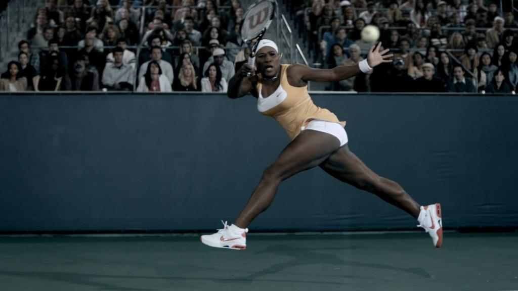 Serena Williams just won Wimbledon! Go Serena!